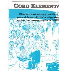 Coro Elemental. Elementos Técnicos y Prá