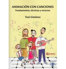 Animación con Canciones   CD
