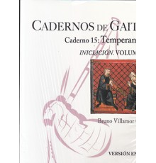 Caderno 15: Temperando Vol.I (Versión en