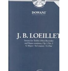 Sonata fur Altblockflote und Basso Conti