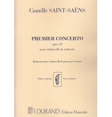 Premier Concerto Op. 33/ Red.Pno.