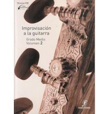 Improvisación a la Guitarra Vol. 2 Grado