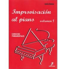 Improvisación al Piano Vol. I