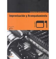 Improvisación y Acompañamiento Vol. 1 Gr