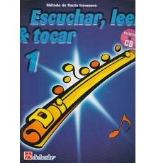Escuchar, Leer & Tocar. Flauta 1   CD