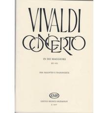 Concerto in Do Maggiore RV 478/ Red.Pno.