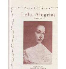Lola Alegrías