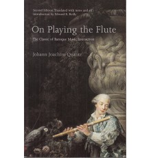 On Playing the Flute. Classic of Baroque