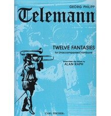 Twelve Fantasies
