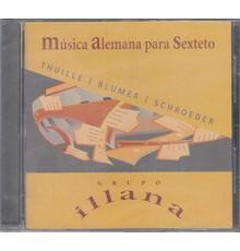 Música Alemana para Sexteto - Illana