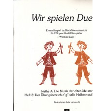 Wir Spielen Duette Heft 3