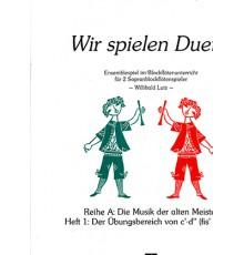Wir Spielen Duette Heft 1