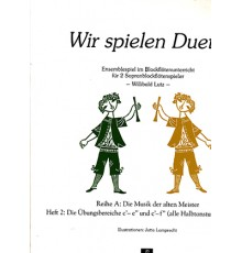 Wir Spielen Duette Heft 2