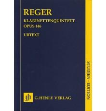 Klarinettenquintett A-Dur Op. 146/ Study