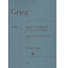 Sonata for Piano and Violin in G Major O