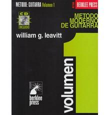 Berklee. Método Moderno Guitarra 1   CD