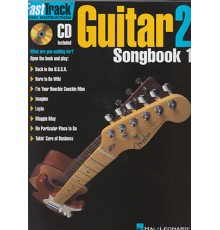 Fast Track Guitar 2. Songbook 1   CD