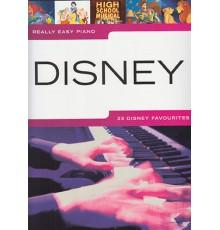 Really Easy Piano 23 Disney Favourites