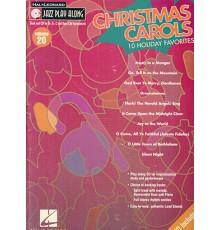 Jazz Play Along Vol. 20 Christmas Carols