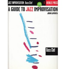 A Guide To Jazz Improvisation   CD Bass
