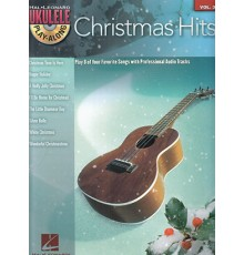 Ukulele Play-Along Christmas Hits Vol.34