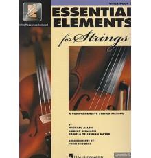 Essential E.Strings Viola Book 2