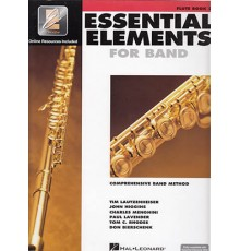 Essential E. for Band Book 2 Flute