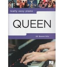 Really Easy Piano Queen 20 Queen Hits