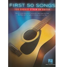 First 50 Songs Guitar