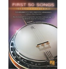 First 50 Songs Banjo