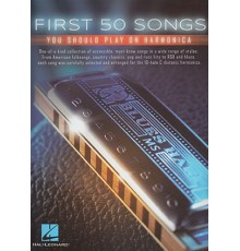 First 50 Songs Armónica