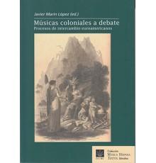 Músicas Coloniales a Debate