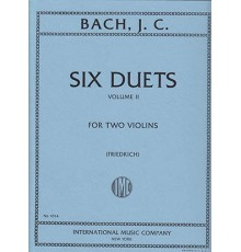 Six Duets Vol. II