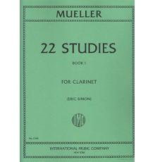 22 Studies Book I