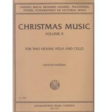 Christmas Music Vol. II