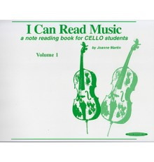 I Can Read Music Vol. 1