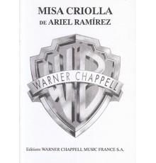 Misa Criolla/ Full Score
