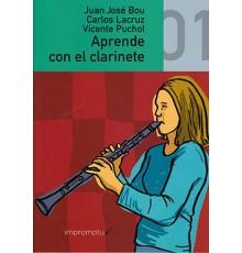 Aprende con El Clarinete 1