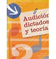 Audición, Dictados y Teoría 2   CD