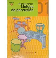 Método de Percusión Vol. 1   CD