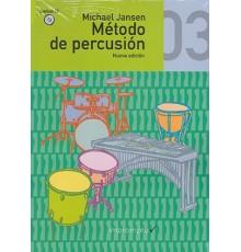 Método de Percusión Vol. 3   CD
