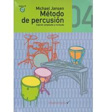 Método de Percusión Vol. 4   CD
