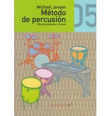 Método de Percusión Vol.5 1º de Grado Me