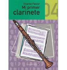 Mi Primer Clarinete Vol. 4