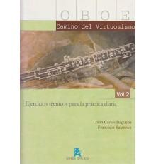 Oboe. Camino del Virtuosismo Vol. 2