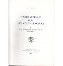 Fondos Musicales. Vol. II