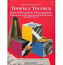 Bastien Teoría y Técnica Pequeño Princ.B