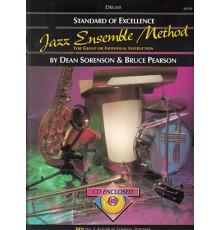 Jazz Ensemble Method Drums   CD Standard