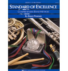 Standard of Excellence Bk 2. Alto Clarin