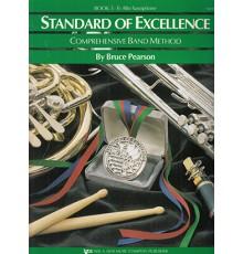 Standard Of Excellence Bk 3 Alto Sax.